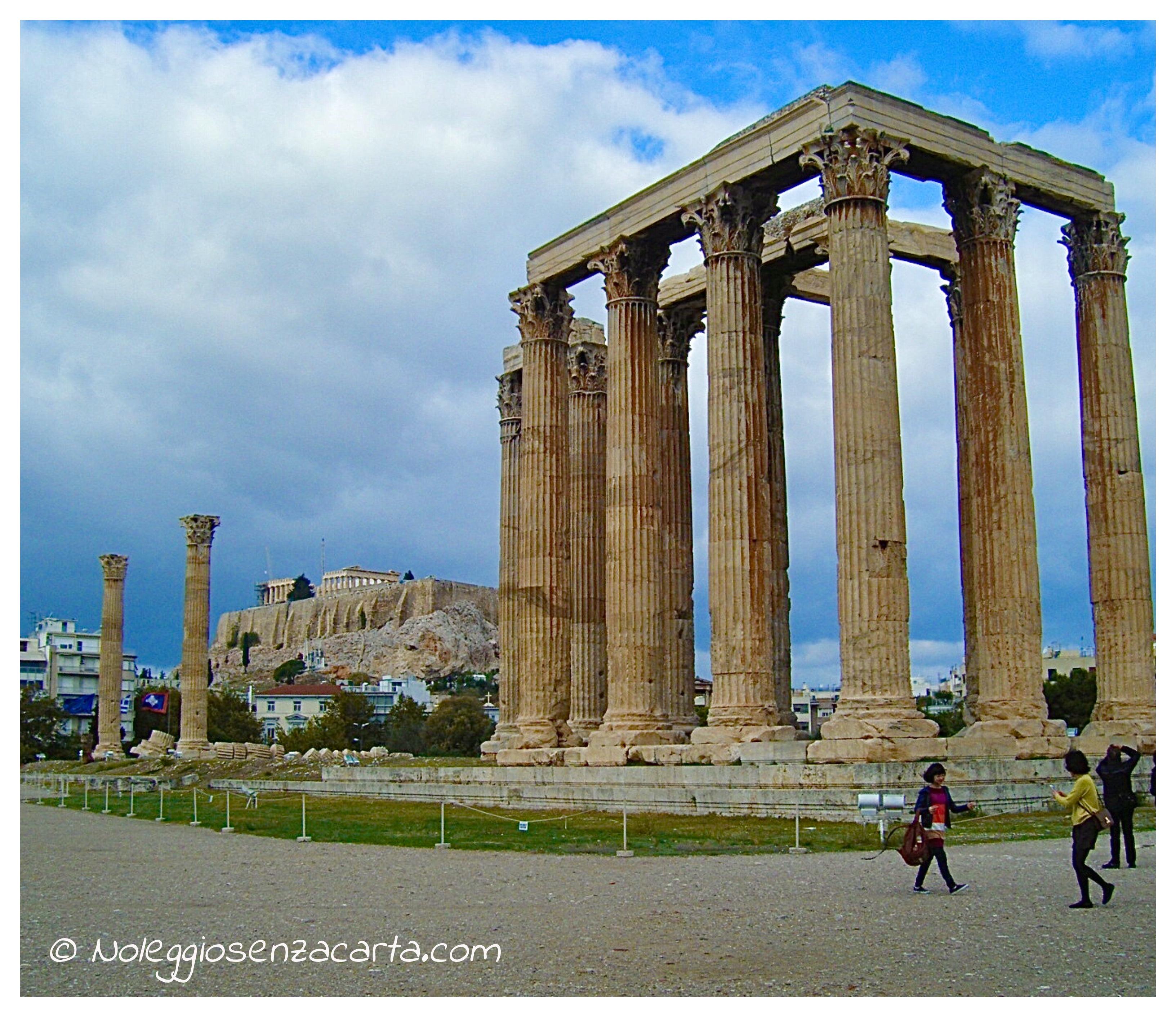 Noleggiare auto senza carta di credito in Grecia – Atene