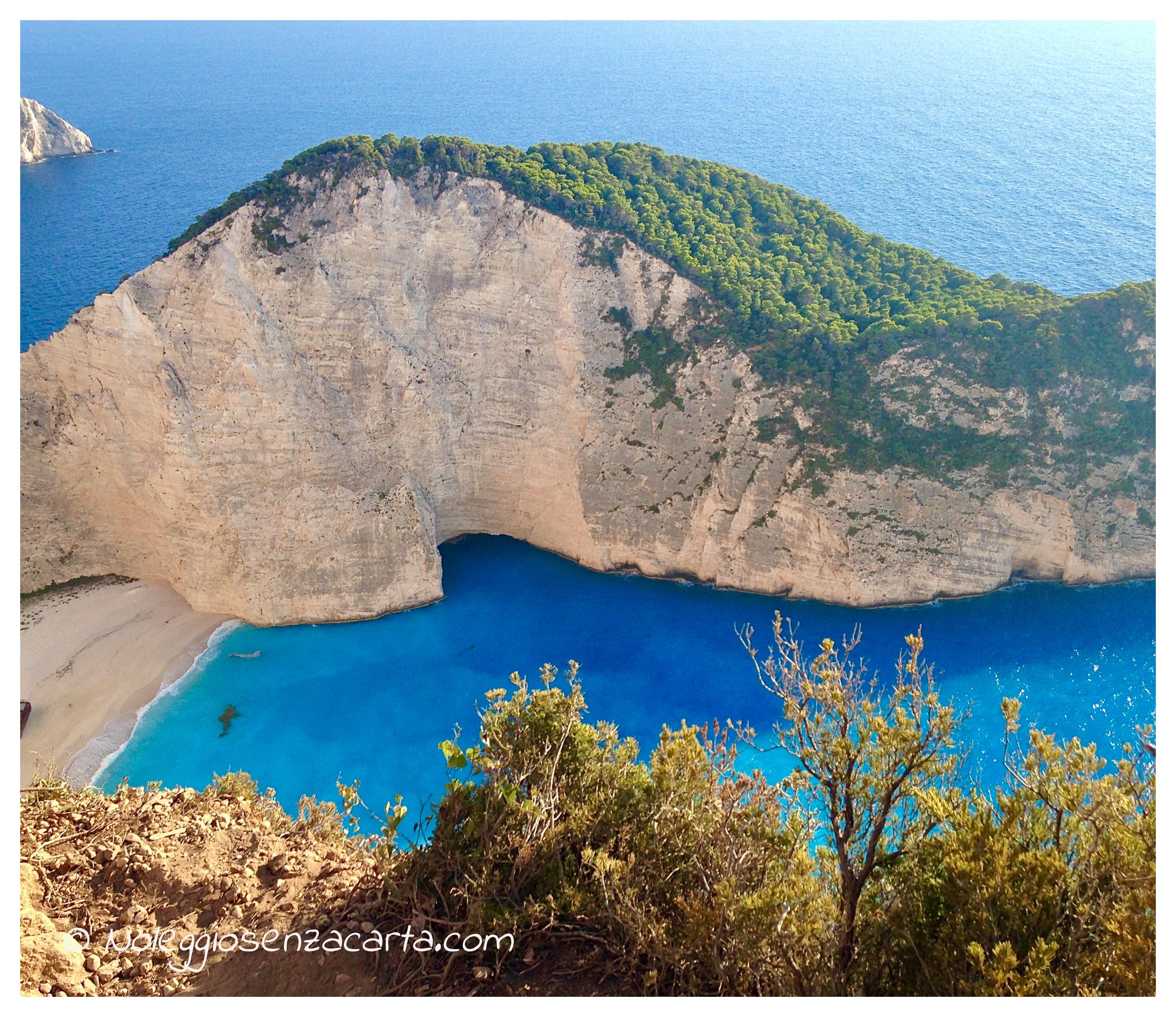 Noleggiare auto senza carta di credito a Zante – Grecia