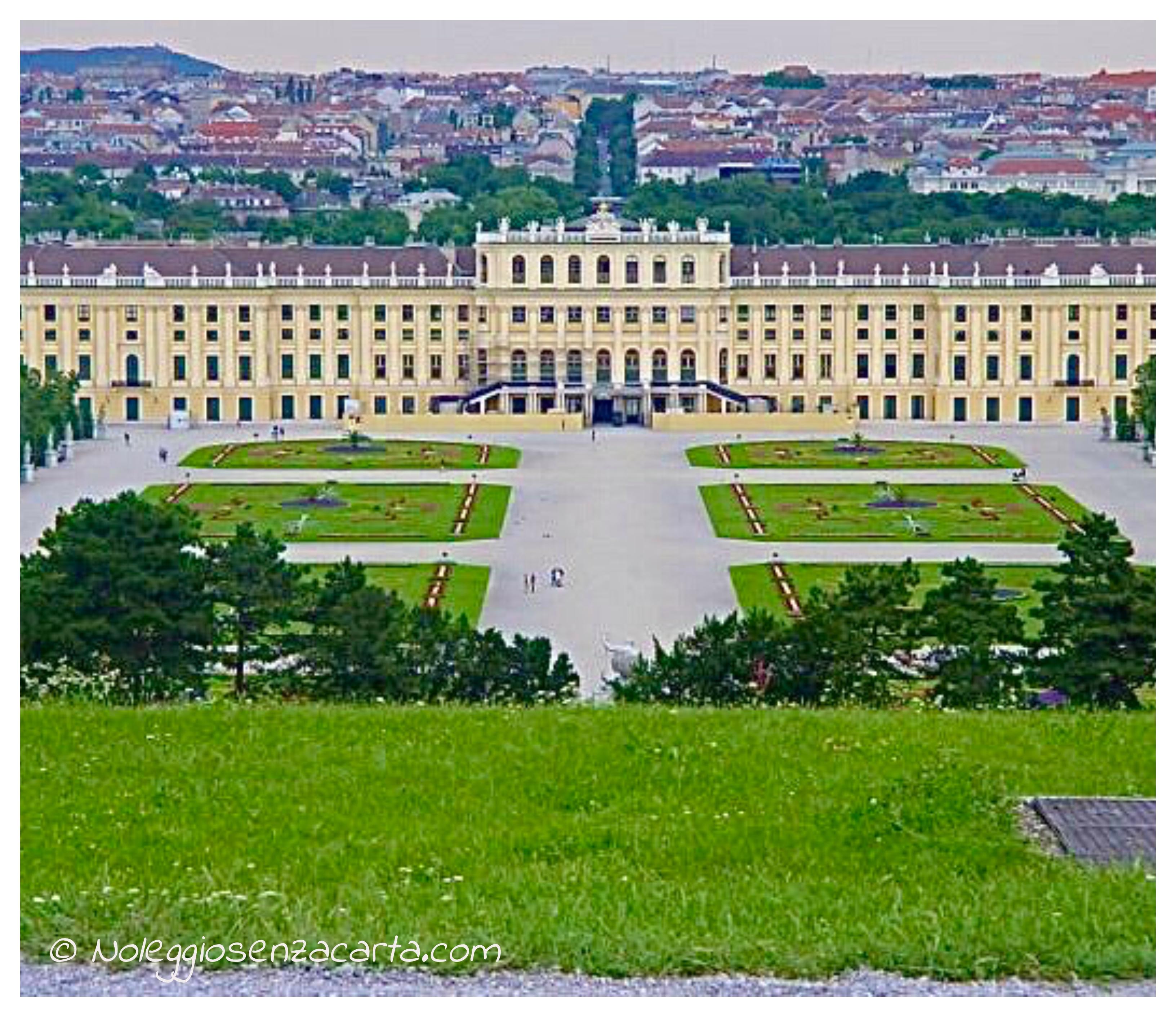 Noleggiare auto senza carta di credito a Vienna – Austria