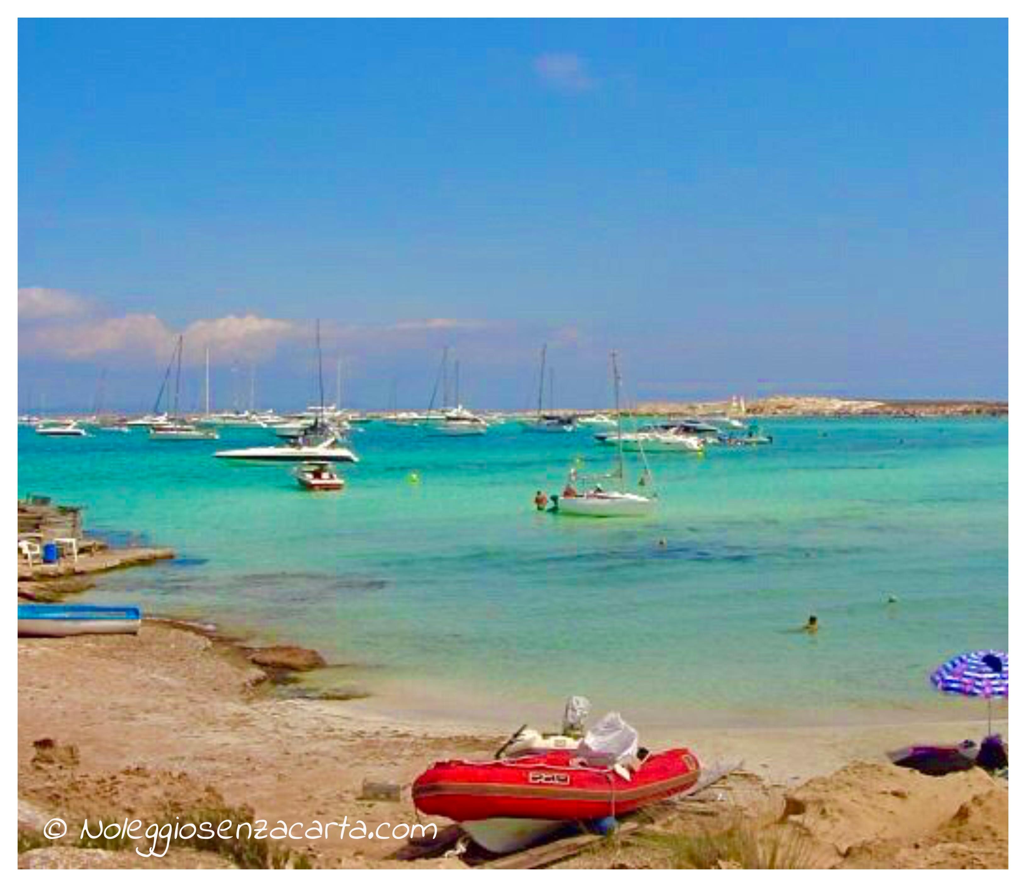 Noleggiare auto senza carta di credito a Formentera