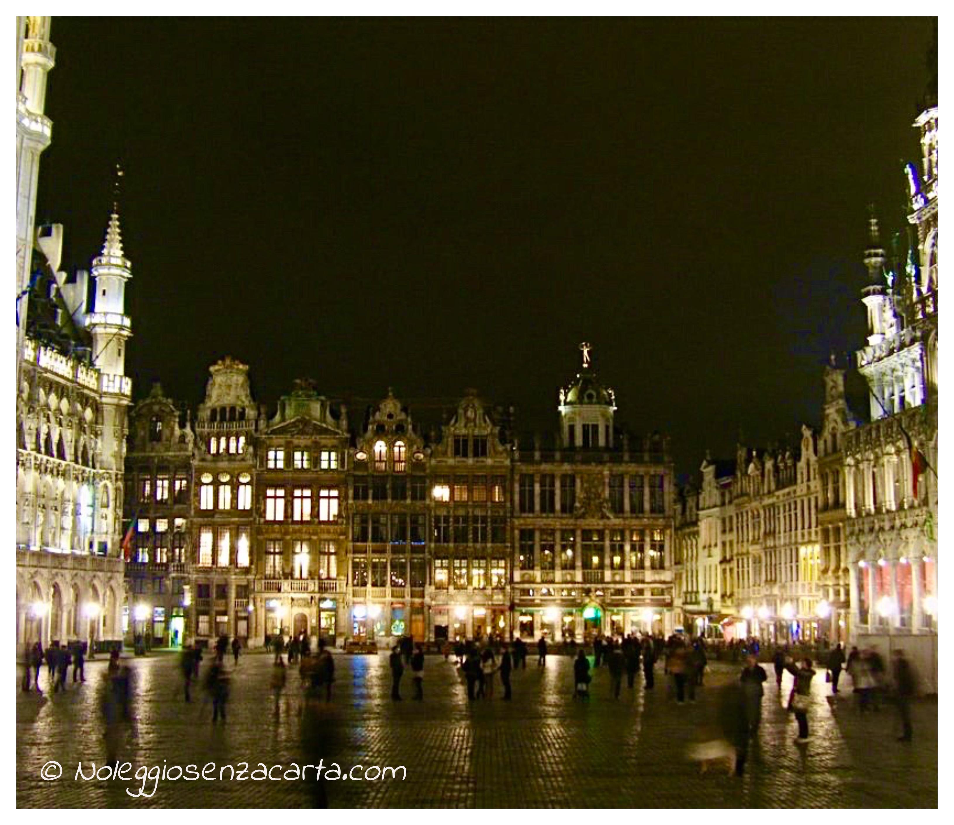 Noleggiare auto senza carta di credito a Bruxelles