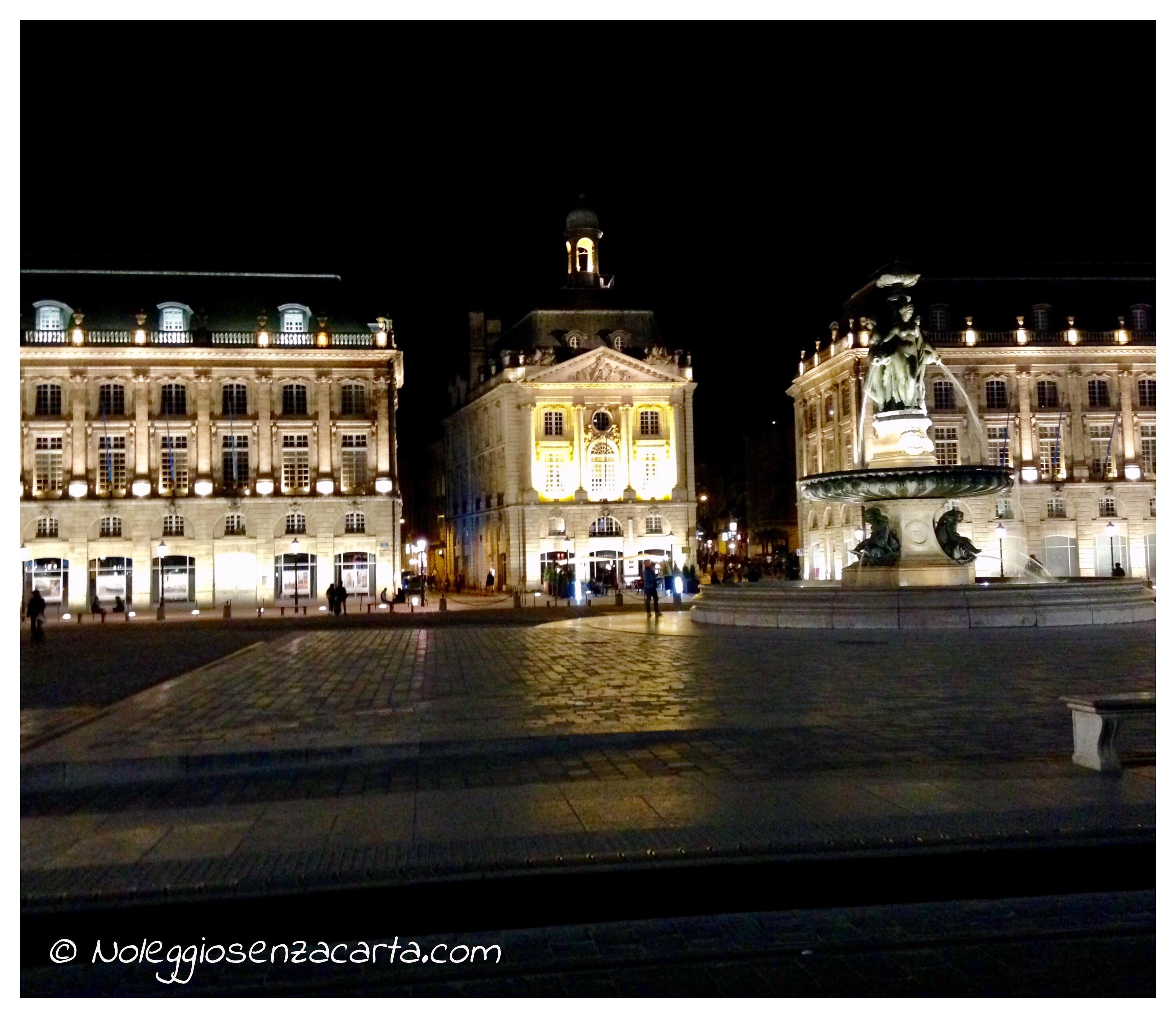 Noleggiare auto senza carta di credito a Bordeaux