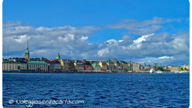 Noleggiare auto senza carta di credito a Stoccolma – Svezia
