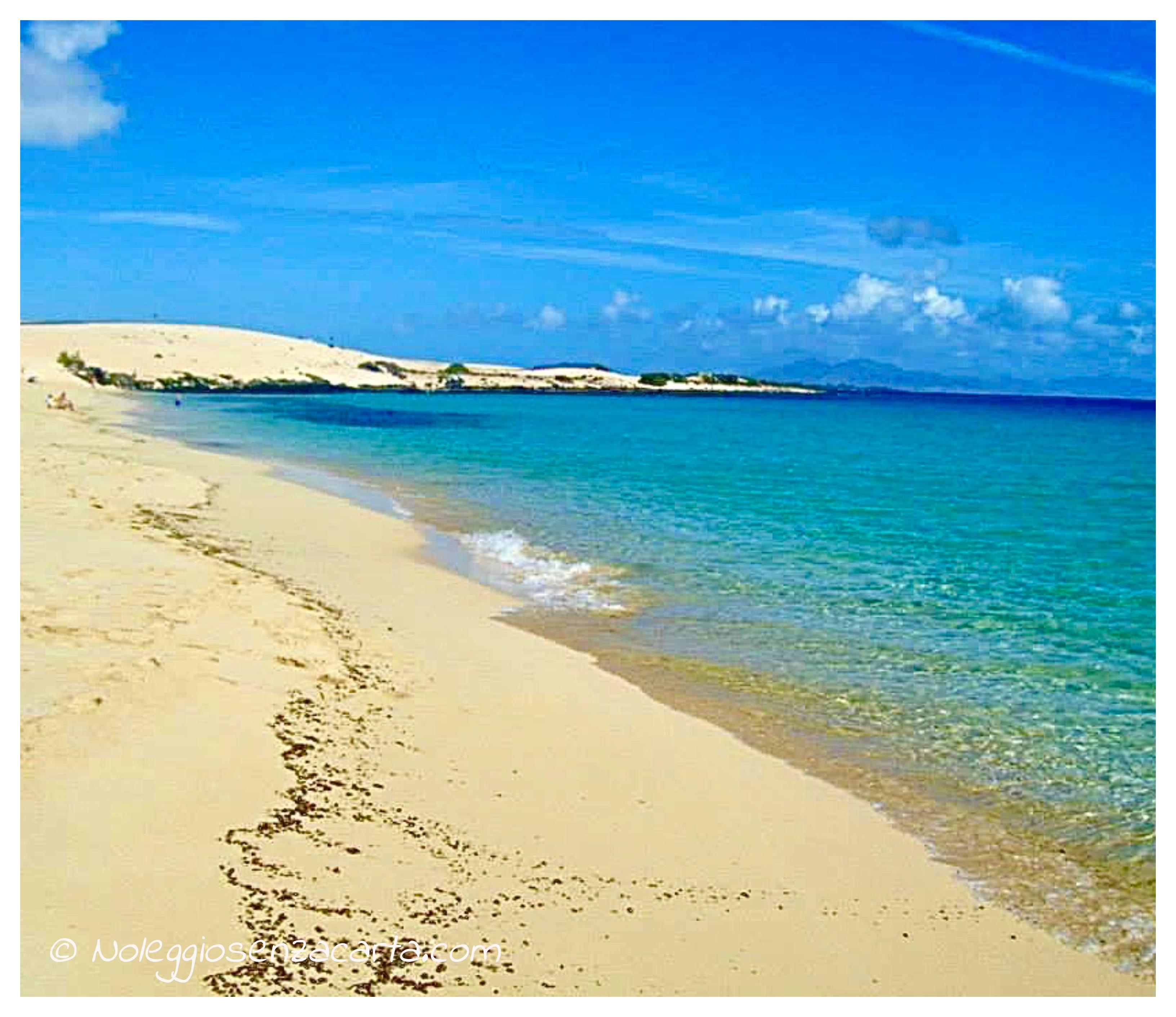 Noleggiare auto senza carta di credito a Fuerteventura