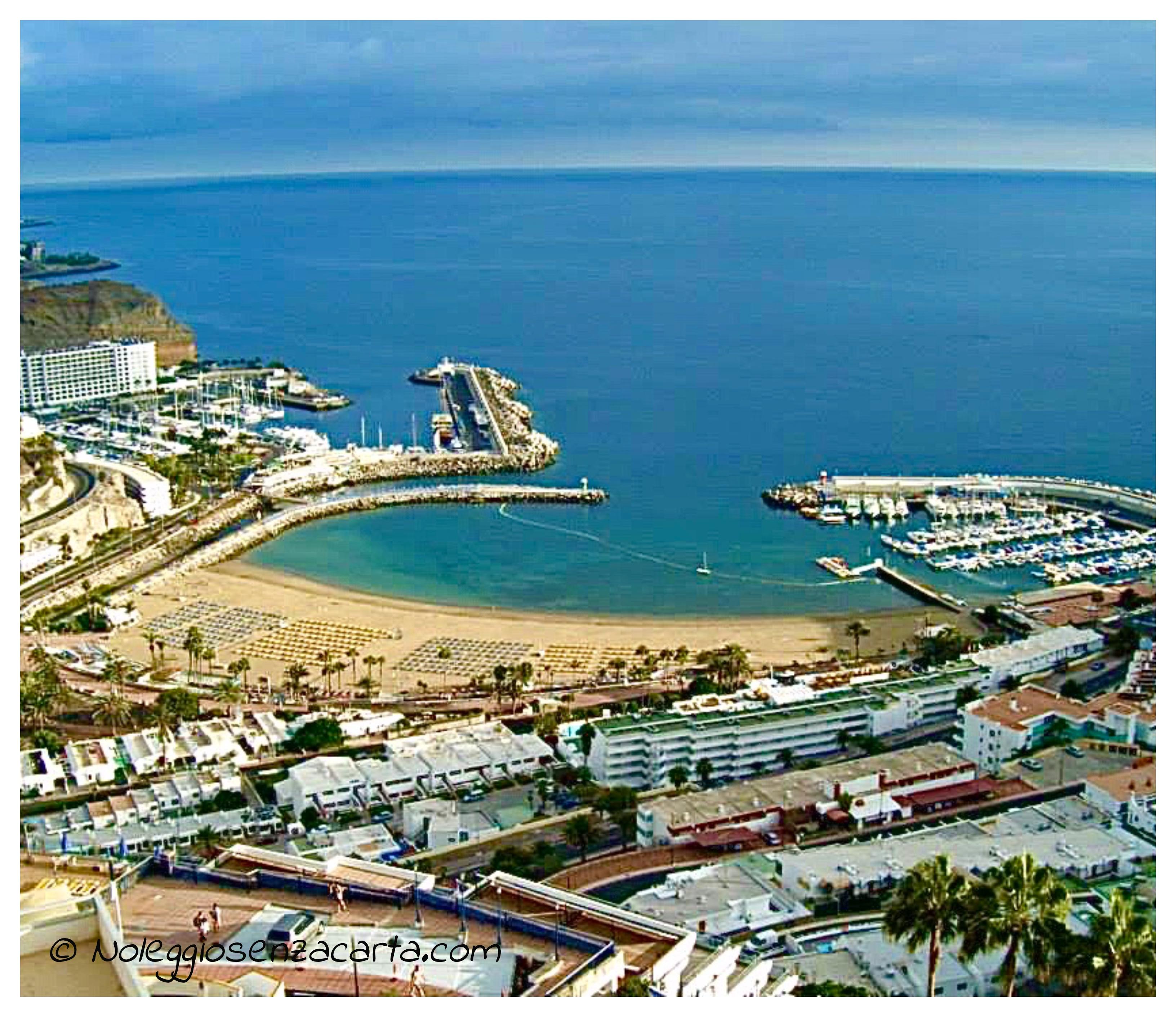 Noleggiare auto senza carta di credito a Gran Canaria