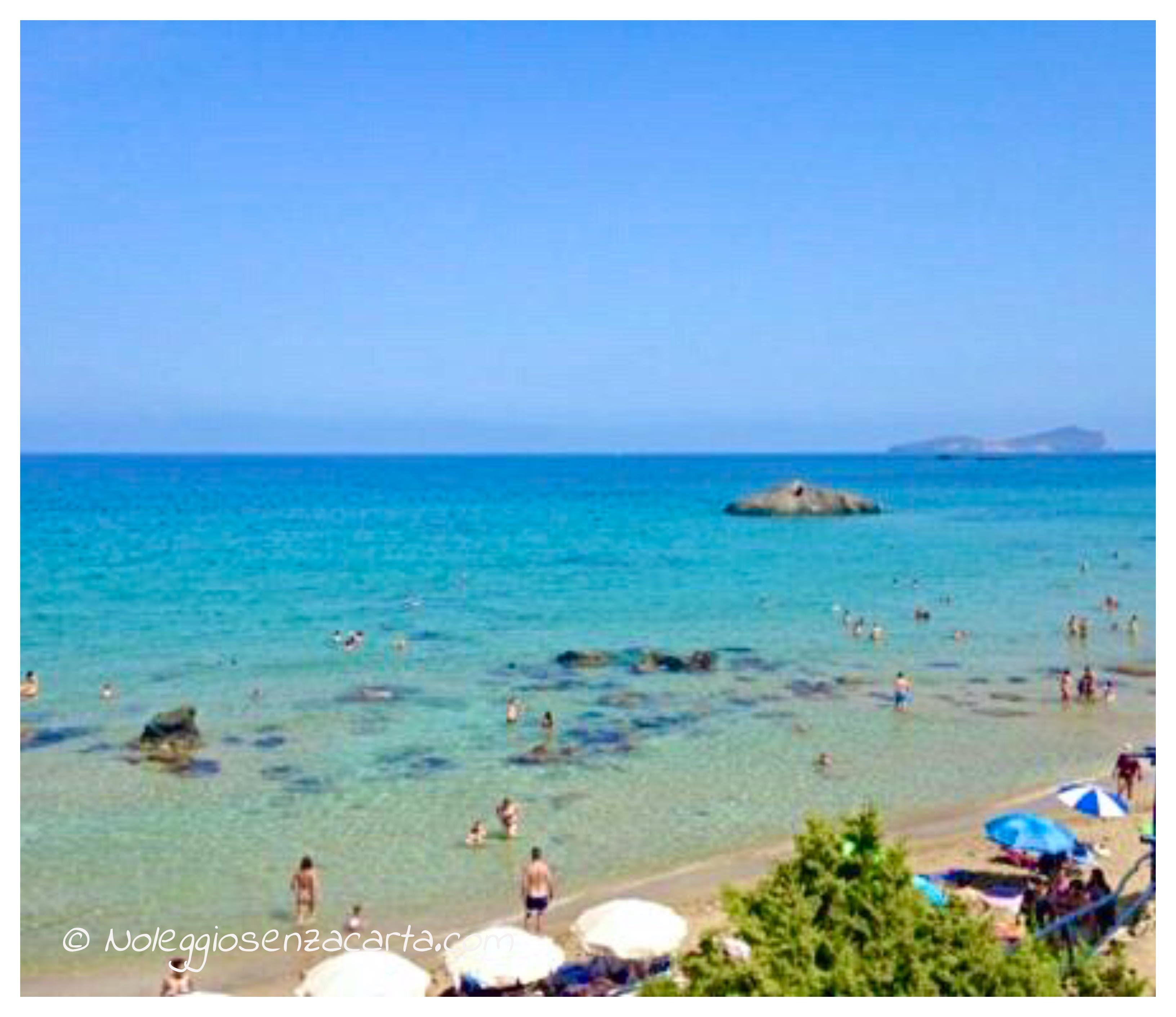 Noleggiare auto senza carta di credito a Ibiza
