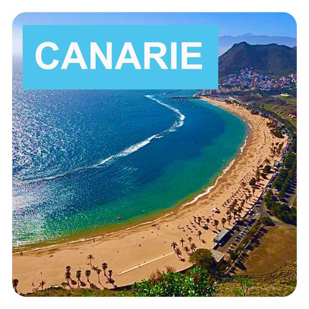 Noleggio auto alle Canarie senza carta di credito