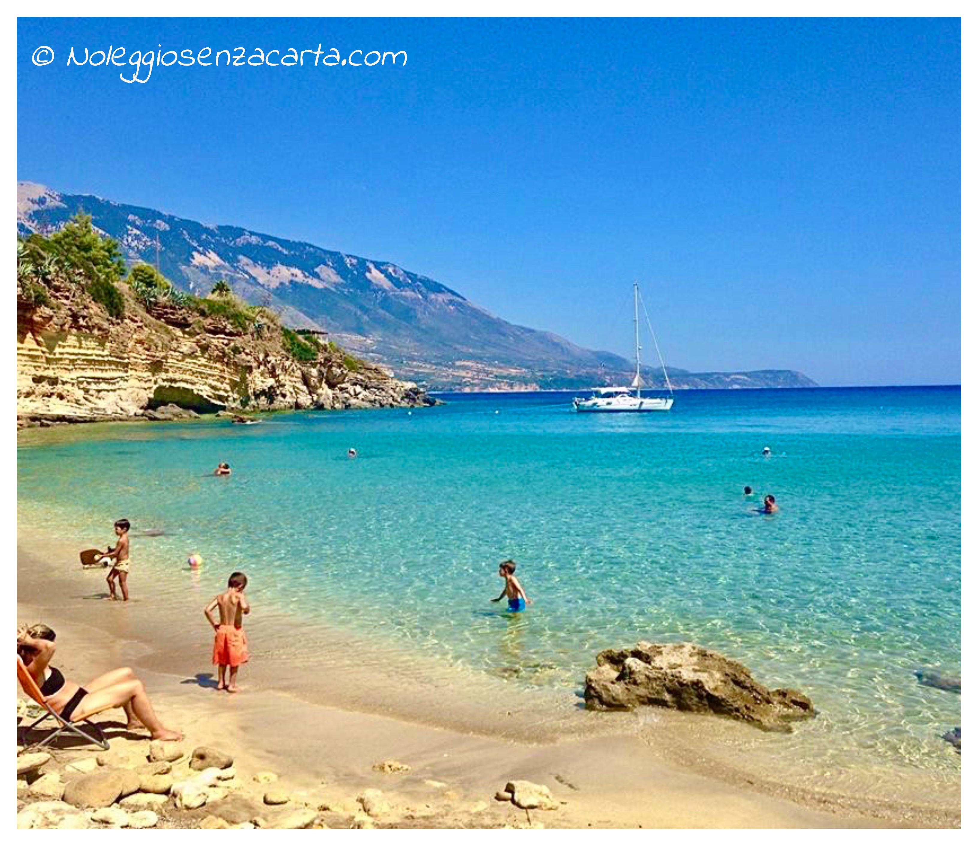 Noleggiare auto senza carta di credito a Cefalonia – Grecia
