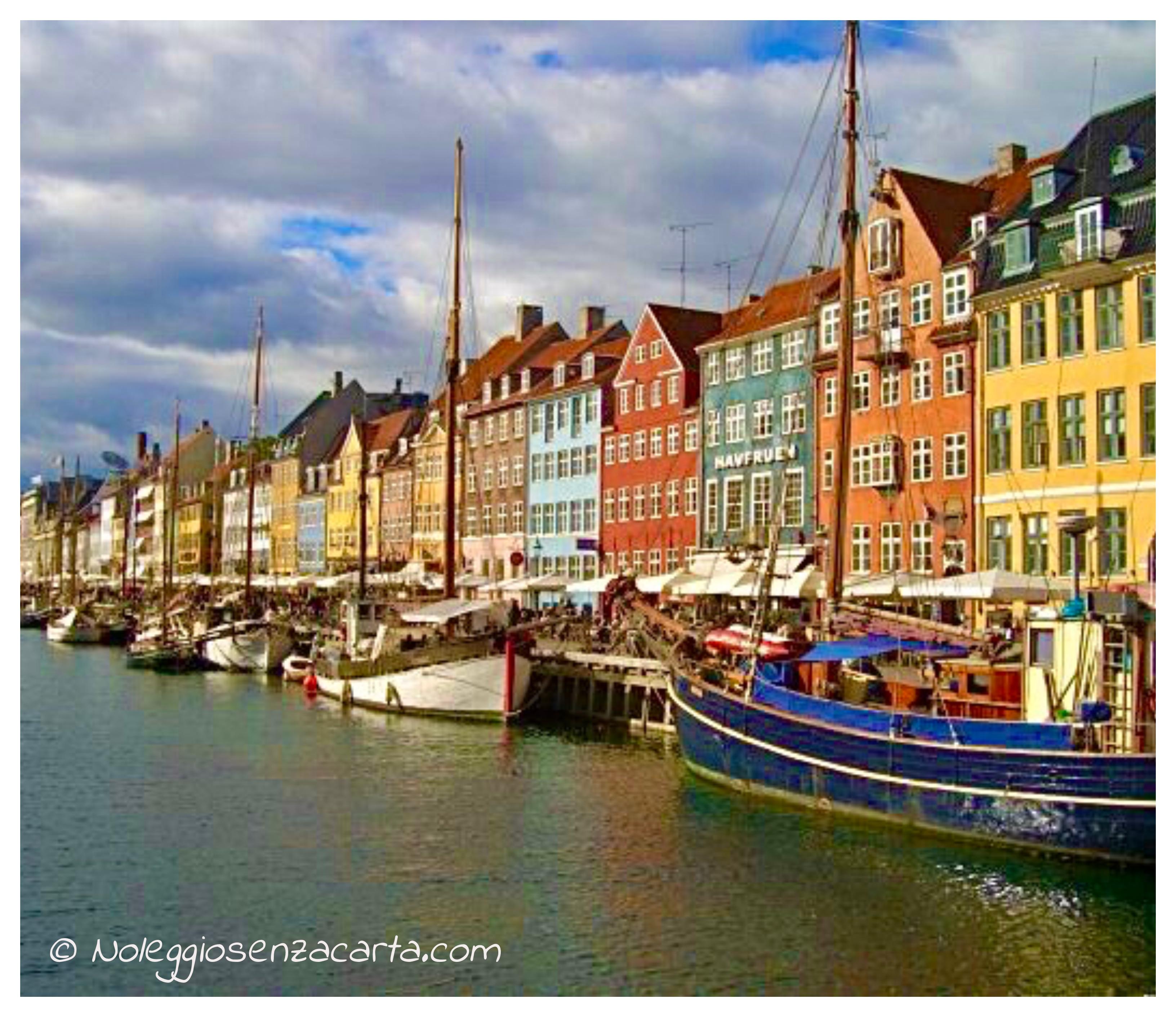 Noleggiare auto senza carta di credito a Copenaghen – Danimarca