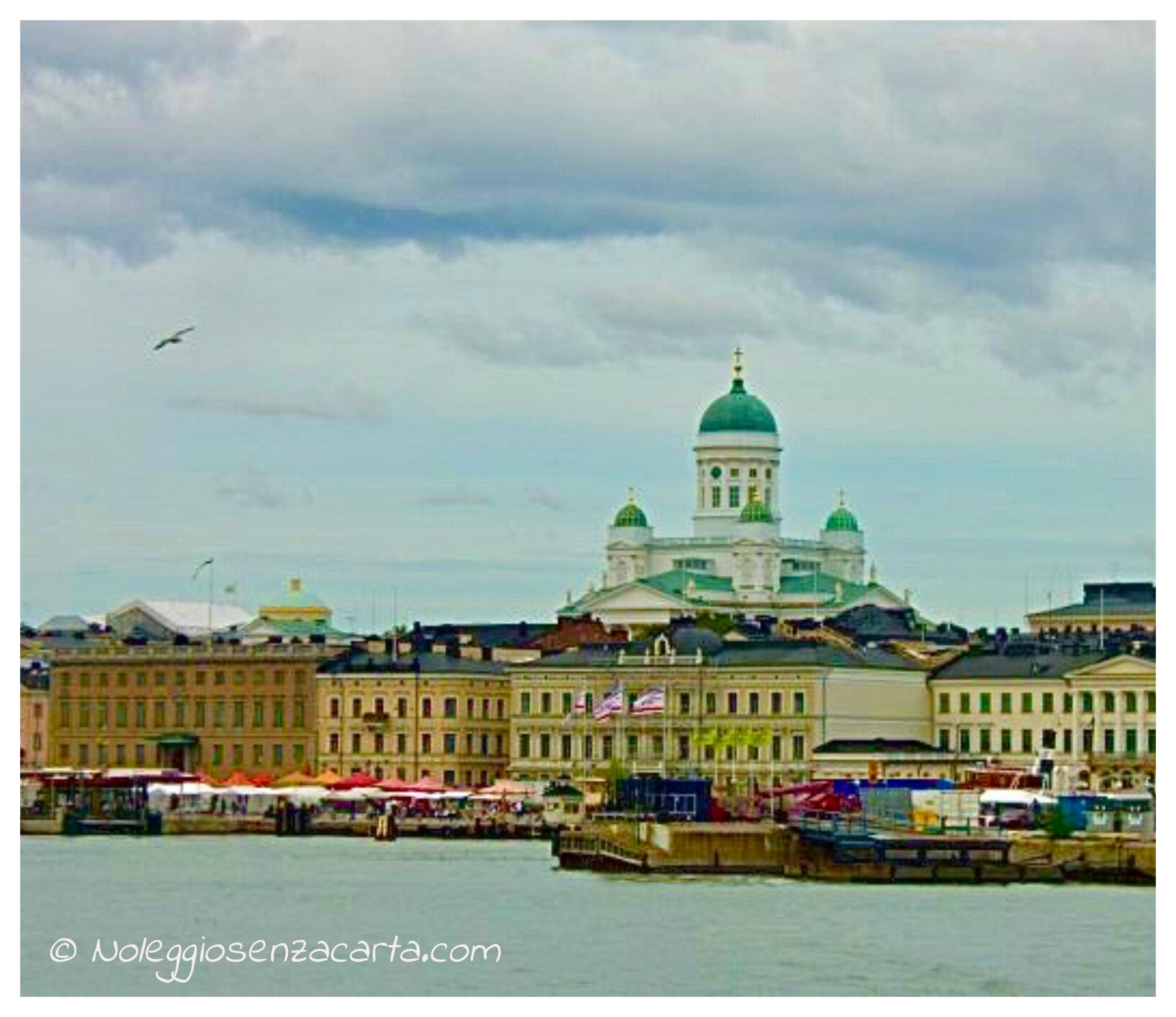Noleggiare auto senza carta di credito a Helsinki – Finlandia