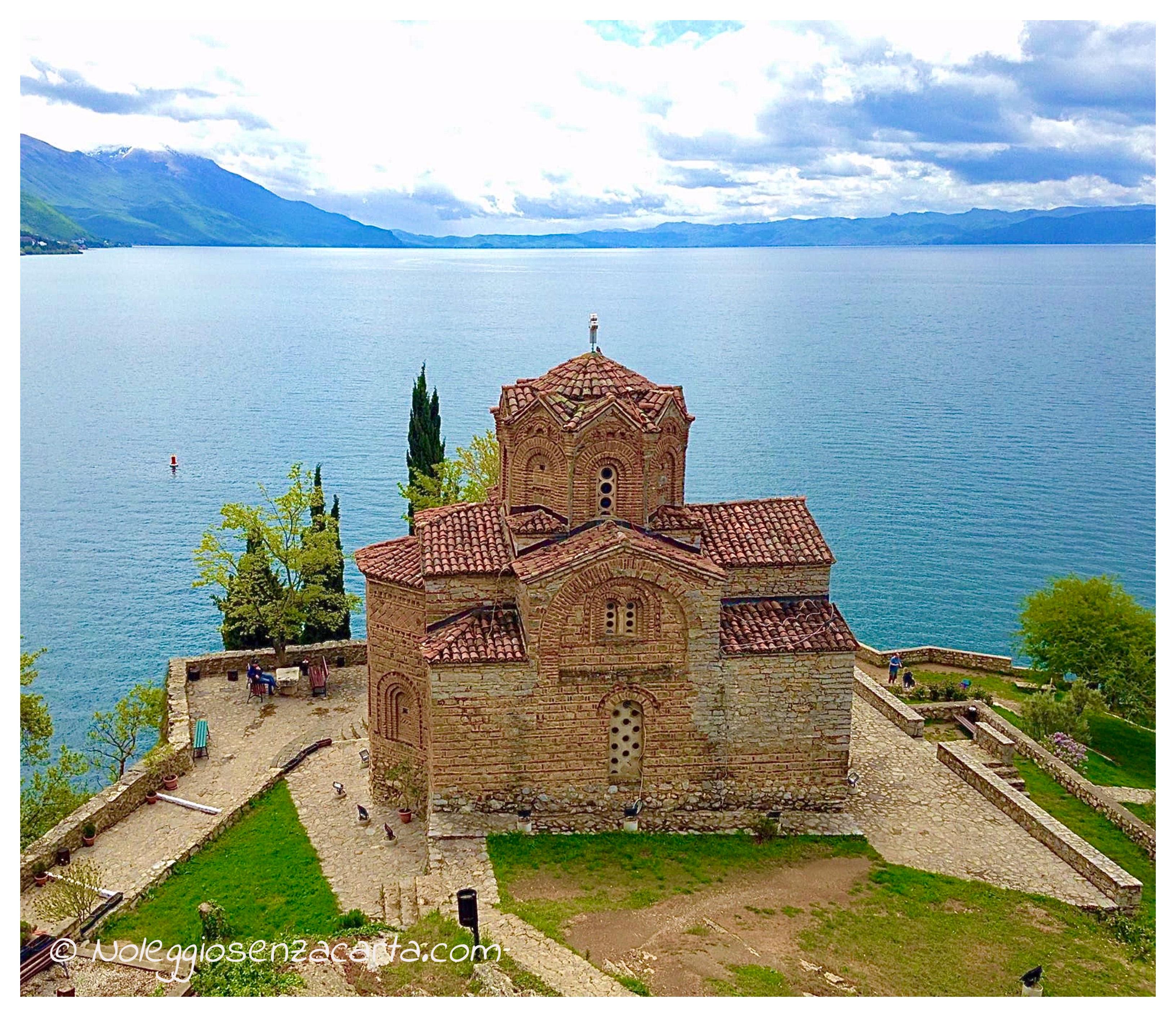 Noleggiare auto senza carta di credito in Macedonia