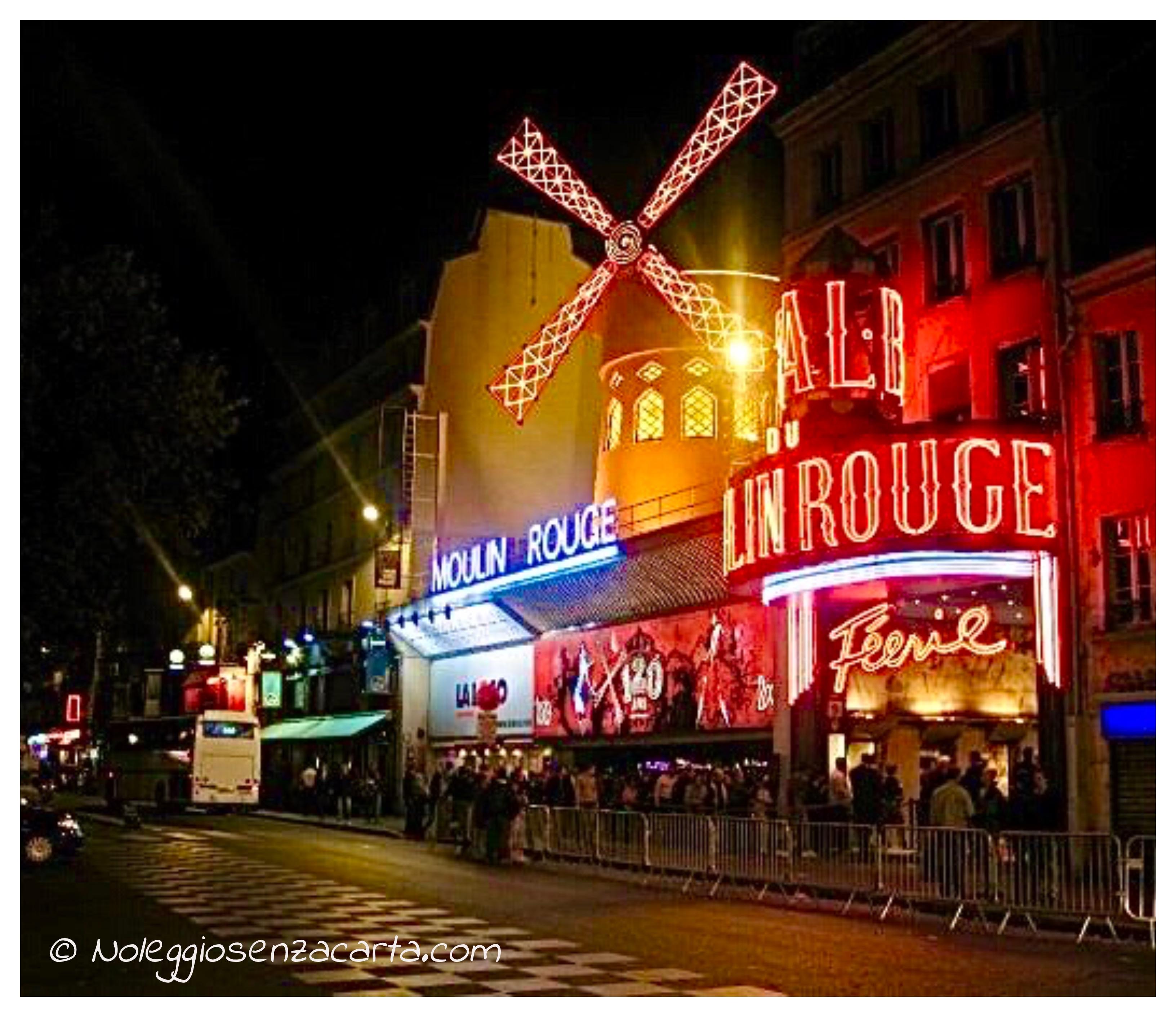 Noleggiare auto senza carta di credito a Parigi
