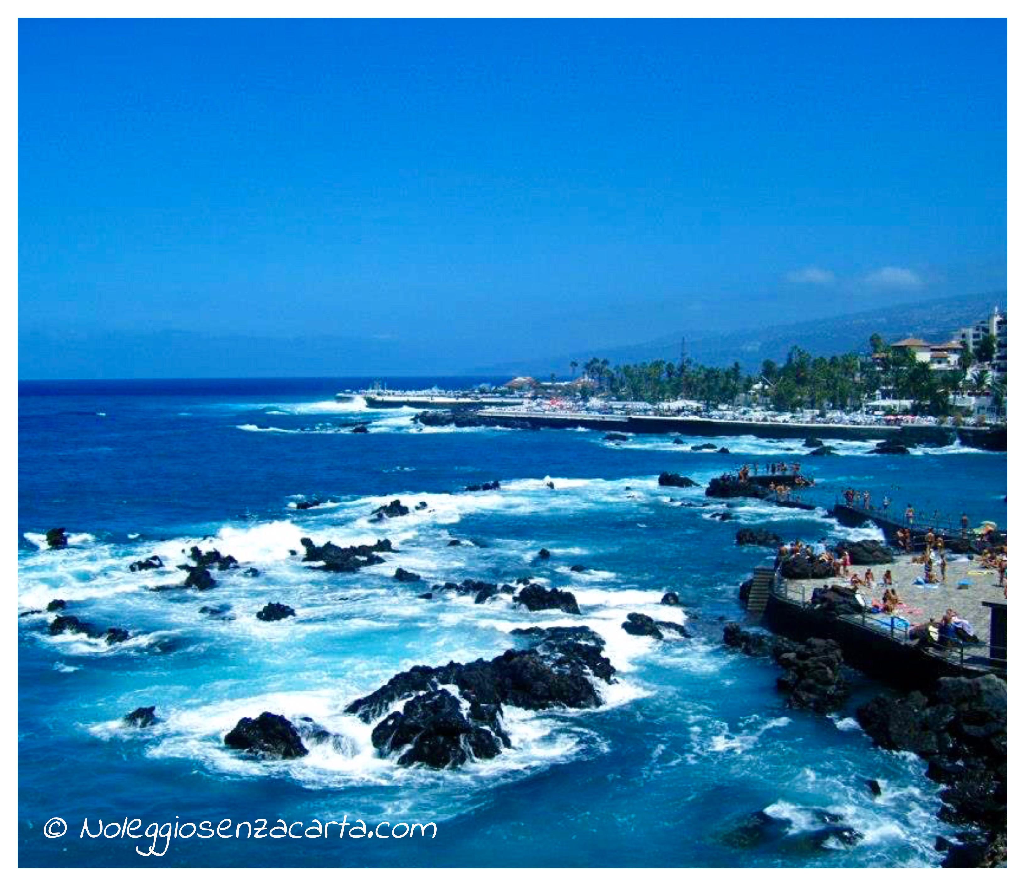 Noleggiare auto senza carta di credito a Tenerife